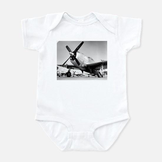 P-47 Ready To Go Infant Creeper