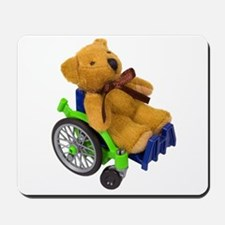 Youth Wheelchair Mousepad