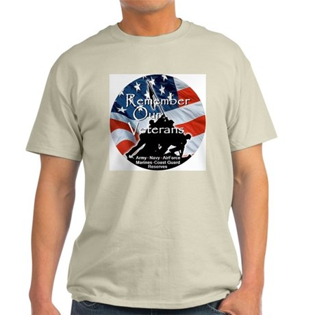 MEMORIAL DAY Light T-Shirt