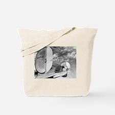Cute Air corp Tote Bag