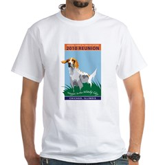 2010 Reunion White T-Shirt