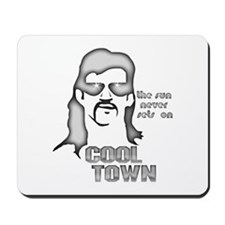 Cool Town Mousepad