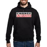 Change Hoodie (dark)