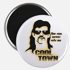 Cool Town (Y) Magnet