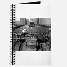 B-24 Cockpit Journal