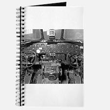 B-24 Cockpit Journal