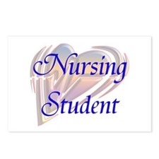 Certified nursing assistant Postcards (Package of 8)