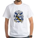 Purcell Coat of Arms White T-Shirt