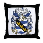 Purcell Coat of Arms Throw Pillow