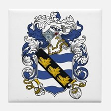 Purcell Coat of Arms Tile Coaster