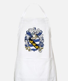 Purcell Coat of Arms BBQ Apron