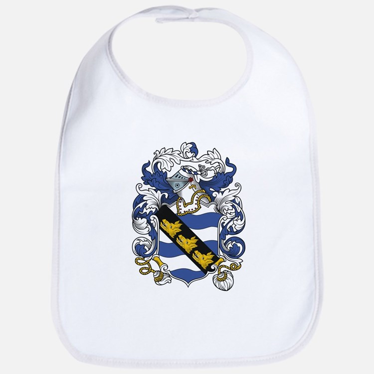 Purcell Coat of Arms Bib