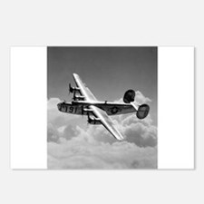 B-24 Shines Postcards (Package of 8)