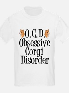 Corgi Obsessed T-Shirt
