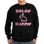 Belay Bunny Sweatshirt (dark)