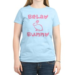 Belay Bunny Women's Light T-Shirt