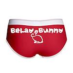 Belay Bunny Women's Boy Brief