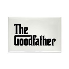 The Goodfather Rectangle Magnet