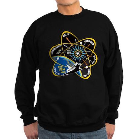 STS 134 Endeavour Sweatshirt (dark)
