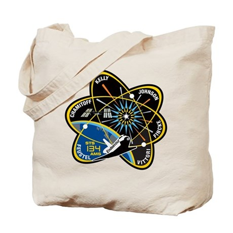 STS 134 Endeavour Tote Bag