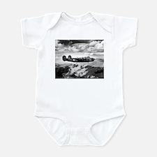 B-24 Flying High Infant Creeper