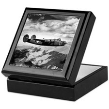 B-24 Flying High Keepsake Box
