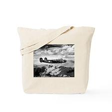 B-24 Flying High Tote Bag