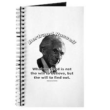 Bertrand Russell 02 Journal
