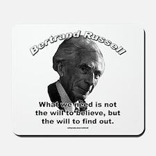 Bertrand Russell 02 Mousepad