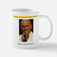 'Commander Catholic's Uniform' Mug