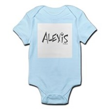 Alexis Infant Creeper
