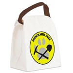 NEWrockhound-sticker.png Canvas Lunch Bag