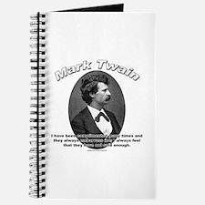 Mark Twain 01 Journal