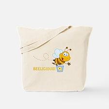 BEElicious Tote Bag