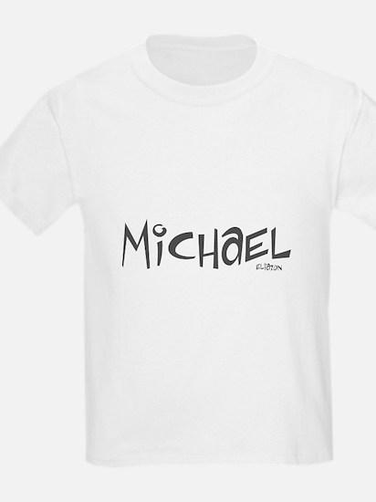 Michael Kids T-Shirt