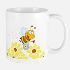 Cartoon Honey Bee Mug
