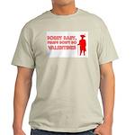 Valentine's Pimp Ash Grey T-Shirt