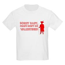 Valentine's Pimp Kids T-Shirt