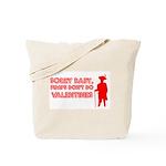 Valentine's Pimp Tote Bag