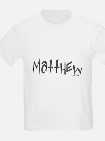 Matthew Kids T-Shirt