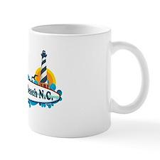 Ocean Isle Beach NC - Surf Design. Mug