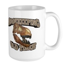 Bookkeeping Old Timer Mug