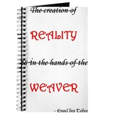 """""""Reality"""" Quote Journal"""
