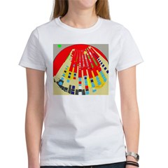 Red-Square Women's T-Shirt