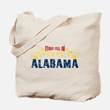 Stars Fell on Alabama Tote Bag