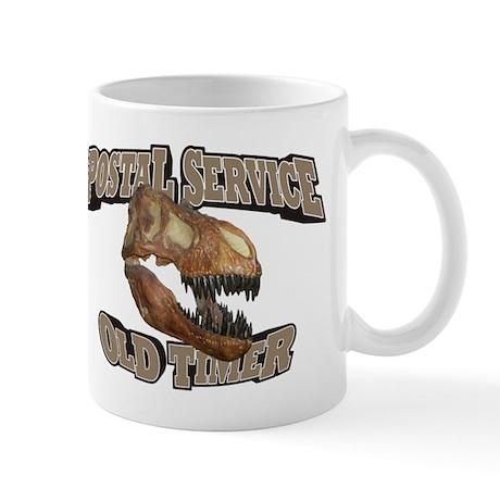 Postal Service Old Timer Mug
