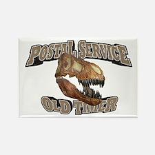 Postal Service Old Timer Rectangle Magnet