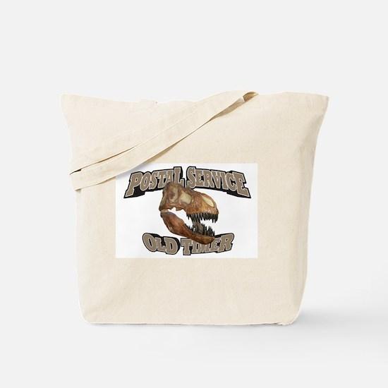 Postal Service Old Timer Tote Bag