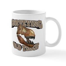 Surveying Old Timer Mug