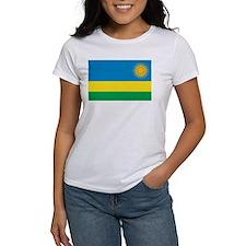 Rwanda Flag Tee